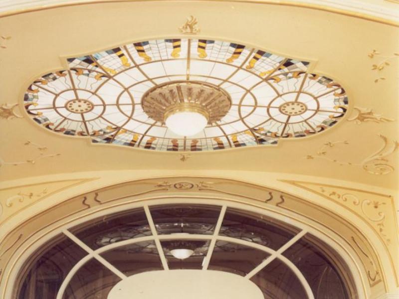 Fővárosi Operettszínház mennyezet