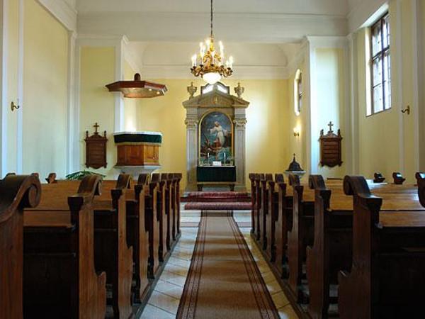 Kötcse templom