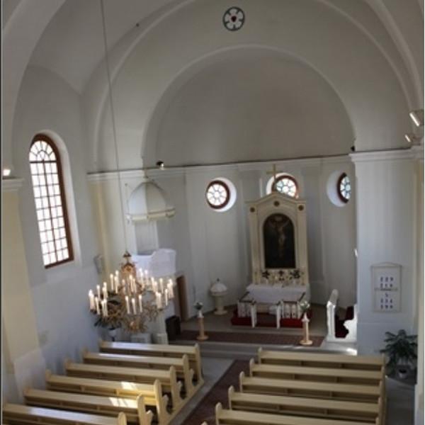 Vác evangéikus templom
